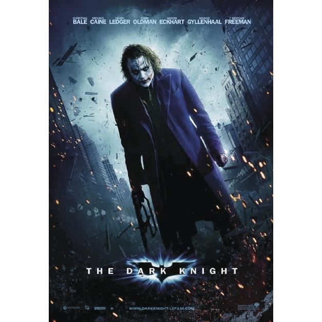 joker batman poster achat vente joker batman poster. Black Bedroom Furniture Sets. Home Design Ideas