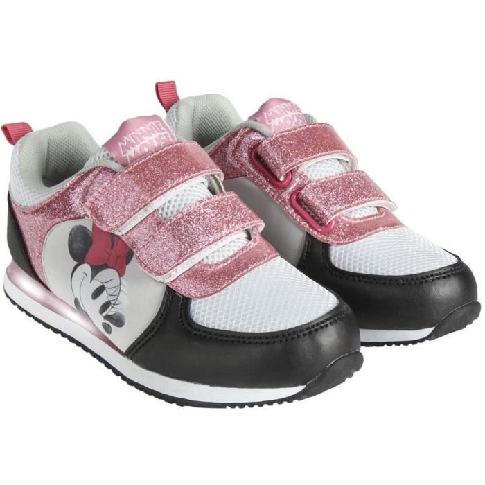 basket puma enfant fille scratch