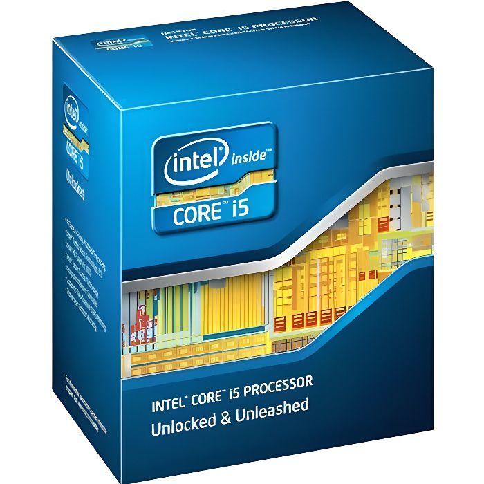 PROCESSEUR Processeur CPU Intel Core I5-3570 3.4Ghz 6Mo 5GT/s