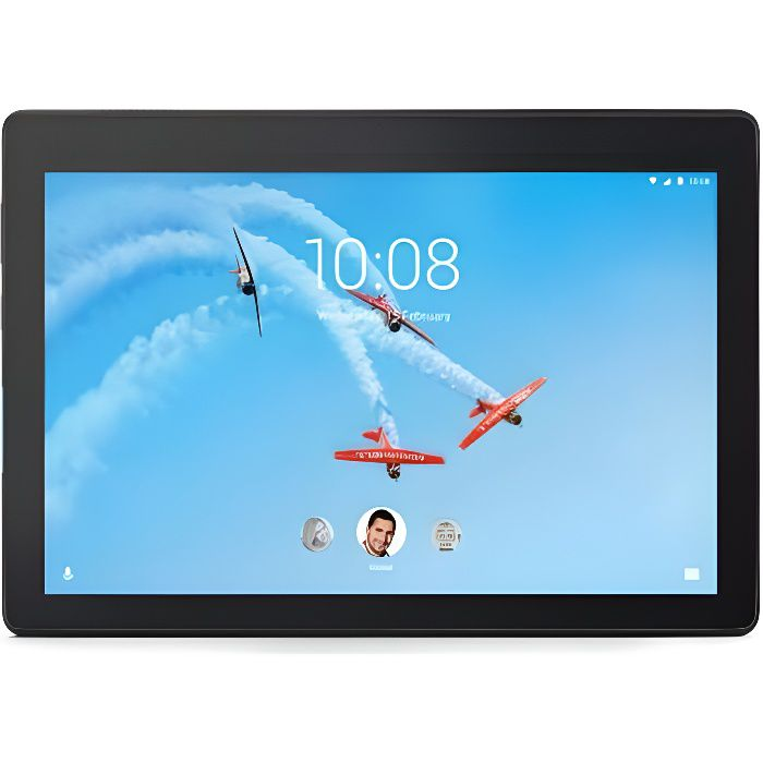 TABLETTE TACTILE Tablette Tactile LENOVO 10'' HD - 2GB/16GB - Andro