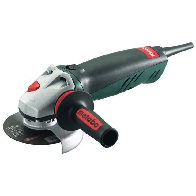 Meuleuse metabo 125mm