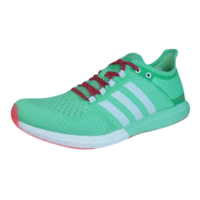 adidas CC ClimaChill Cosmic Boost Hommes Courir Baskets - Chaussures Vert
