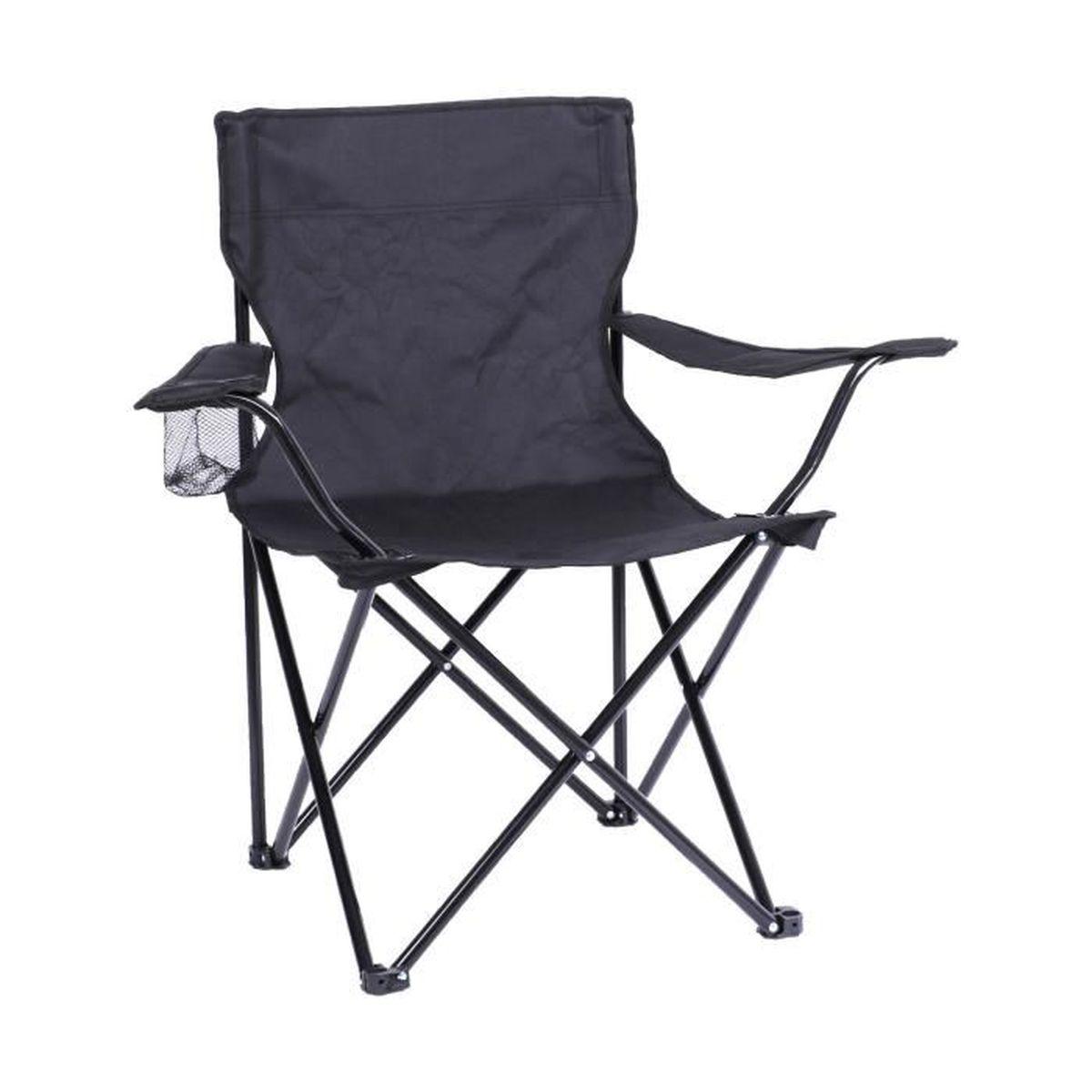 Chaise de camping//chaise pliante Coleman Deck Chair Alu Vert