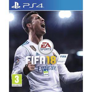 JEU PS4 FIFA 18 Jeu PS4