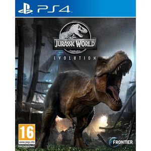 JEU PS4 Jurassic World: Evolution Jeu PS4