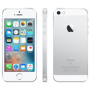 SMARTPHONE APPLE iPhone SE Argent 16Go