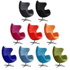 fauteuil egg chair achat vente fauteuil egg chair pas cher soldes cdiscount. Black Bedroom Furniture Sets. Home Design Ideas