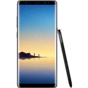 SMARTPHONE Samsung Galaxy Note8 Noir Carbone
