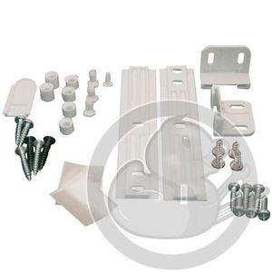 PIÈCE APPAREIL FROID  Kit glissiere porte pour refrigerateur integrable