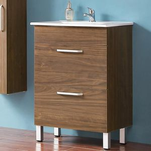 SALLE DE BAIN COMPLETE Meuble sous-vasque de salle de bain au sol, meuble