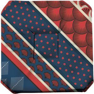 Qwed Galette de Chaise d/éhoussable,Coussin pour Salon de Jardin,Coussin de Chaise,42 10cm,adapt/é /à la d/écoration int/érieure,Oreiller de lit,Voiture de Voiture,etc. 42