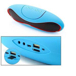 ENCEINTE NOMADE Enceinte sans fil Bluetooth Portable Radio FM USB