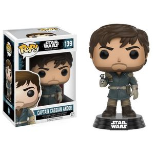 FIGURINE - PERSONNAGE Figurine Funko Pop! Star Wars Rogue One : Captain