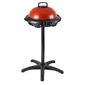 BARBECUE DE TABLE TEAM KALORIK TKG GRB 1003 Barbecure sur pied - Rou