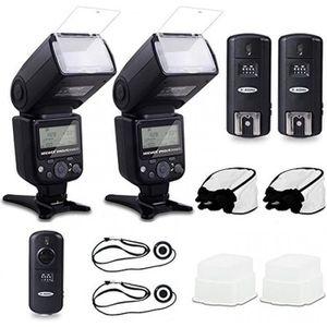 FLASH Kit pro flash  NW670 E-TTL  pour Canon Rebel T3…