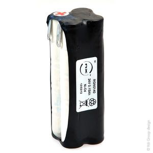 BATTERIE MACHINE OUTIL Batterie NiCd 20x 1/3AA 20S1P ST5 24V 150mAh T2