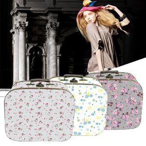 SET DE VALISES 3Pcs - Set Sac à main Suitcase Boxes Organisateur