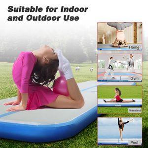 TAPIS DE SOL FITNESS 300 *100*10 CM-Tapis de gymnastique gonflable Plia