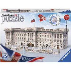 PUZZLE RAVENSBURGER Puzzle 3D Buckingham Palace 216 pcs,
