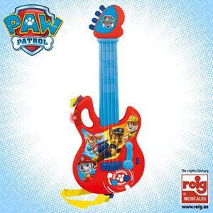 INSTRUMENT DE MUSIQUE PAT PATROUILLE Guitare - 4 cordes