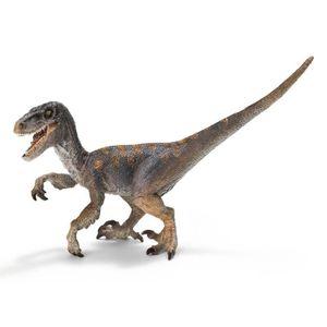 FIGURINE - PERSONNAGE Schleich Figurine 14524 - Dinosaure - Velociraptor