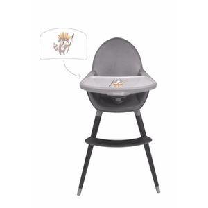 CHAISE HAUTE  TANUKI Chaise haute ergonomique en bois Indio (2 p