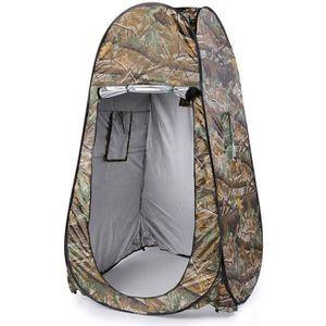 WolfWise Pop Up Tente Tente de Douche Toilette Tente Protection pour Salle de Bain Portable avec Sacoche de Rangement pour Ext/érieure Int/érieure Camping randonn/ée