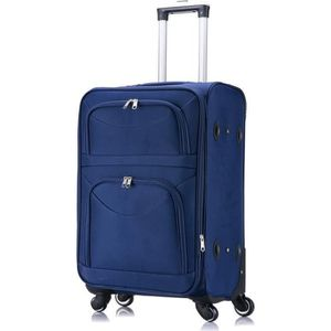 VALISE - BAGAGE WOLTU Grande valise avec 4 roulettes,Voyage valise