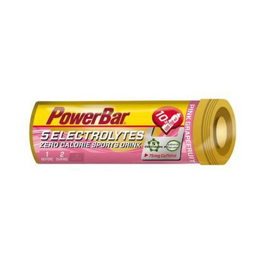 10 Tube SPORTS Énergétique Powerbar Électrolytes Boisson Énergisante Tablettes