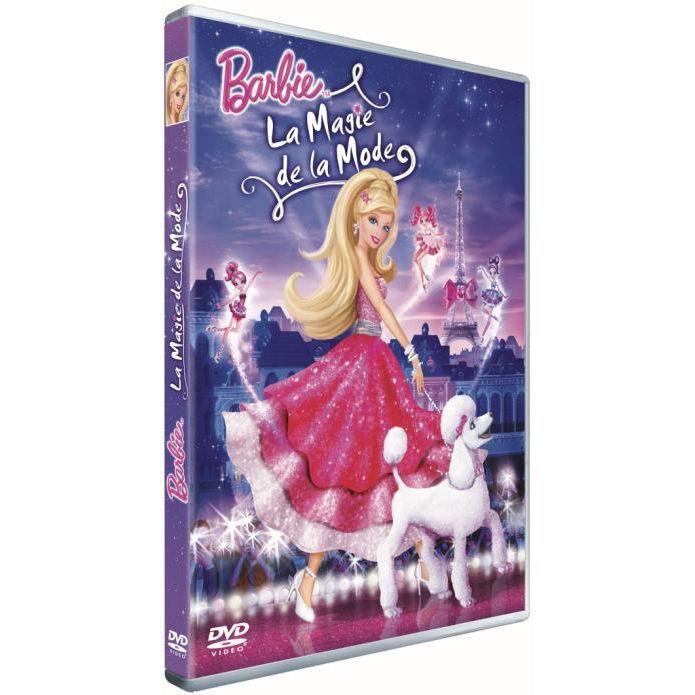 DVD DESSIN ANIMÉ DVD Barbie et la magie de la mode