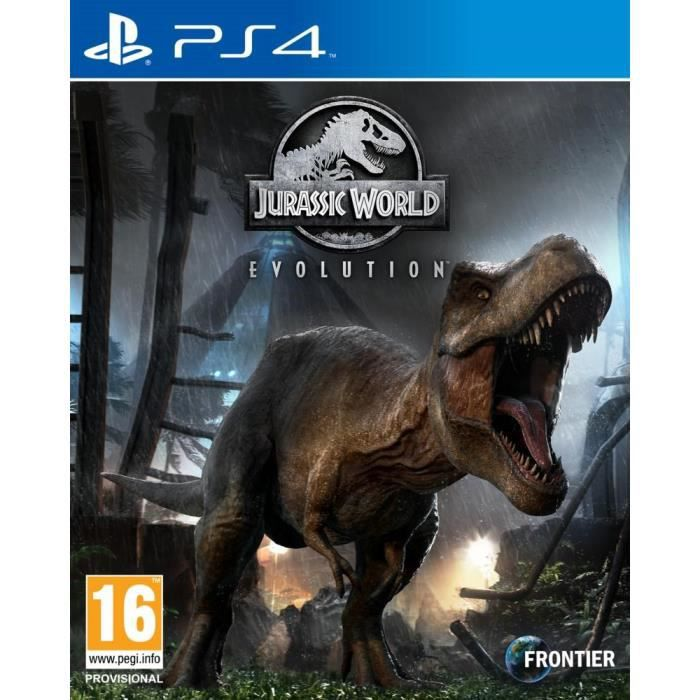 Jurassic World: Evolution Jeu PS4