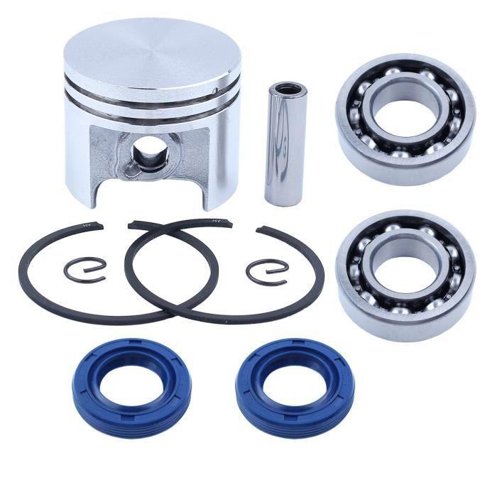 Shioshen 42,5/mm Segment de piston kit de joint dhuile pour Stihl 025/MS250/MS 250/tron/çonneuse Moteur Parts 11230302000//96380031581