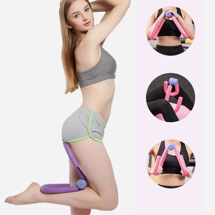 PVC jambe cuisse formateur gym exercice cuisse jambe principale muscle bras poitrine taille exercice équipement de fitness