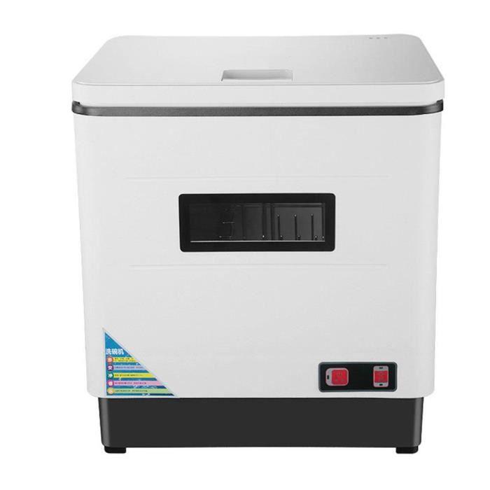 YUY Lave-vaisselle de Lavage 360° Séchage UV Autonome Haute Température portatif de la maison