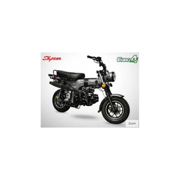 Moto Skyteam DAX 125 dark elite - - sans montage et mise en routesans montage et mise en route-