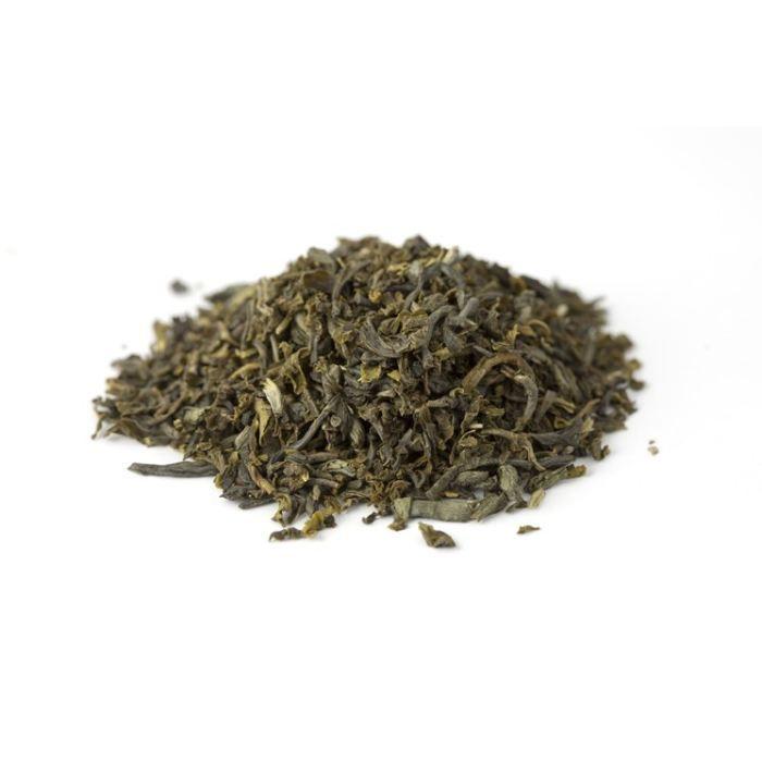 Thé vert parfumé - Citron - sachet 100g