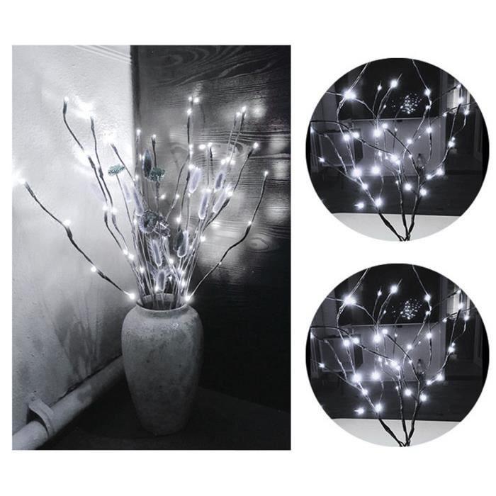 ÉCLAIRAGE INTÉRIEUR ECLAIRAGE INTERIEUR Lampe de branche d'arbre LED l