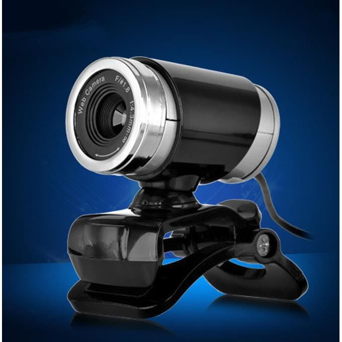 usb 50mp cam ra hd webcam webcam avec micro pour. Black Bedroom Furniture Sets. Home Design Ideas