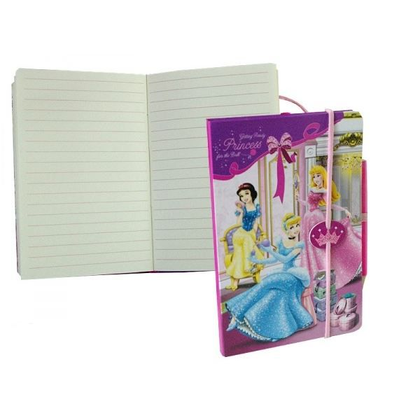princesse disney petit cahier de note achat vente. Black Bedroom Furniture Sets. Home Design Ideas