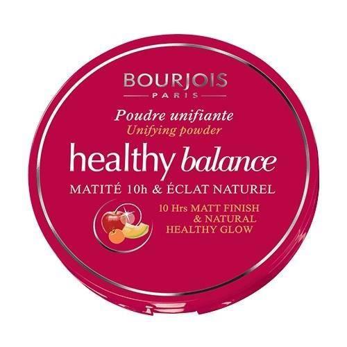 FOND DE TEINT - BASE BOURJOIS Poudre compacte unifiante HEALTHY BALANCE