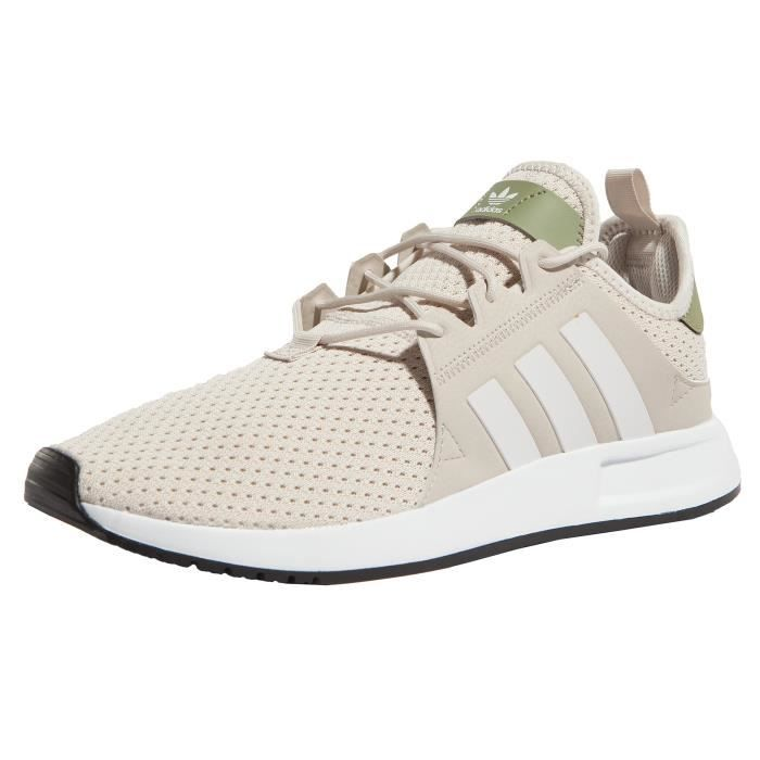 Adidas originals Homme Chaussures / Baskets X PLR Brun - Cdiscount ...