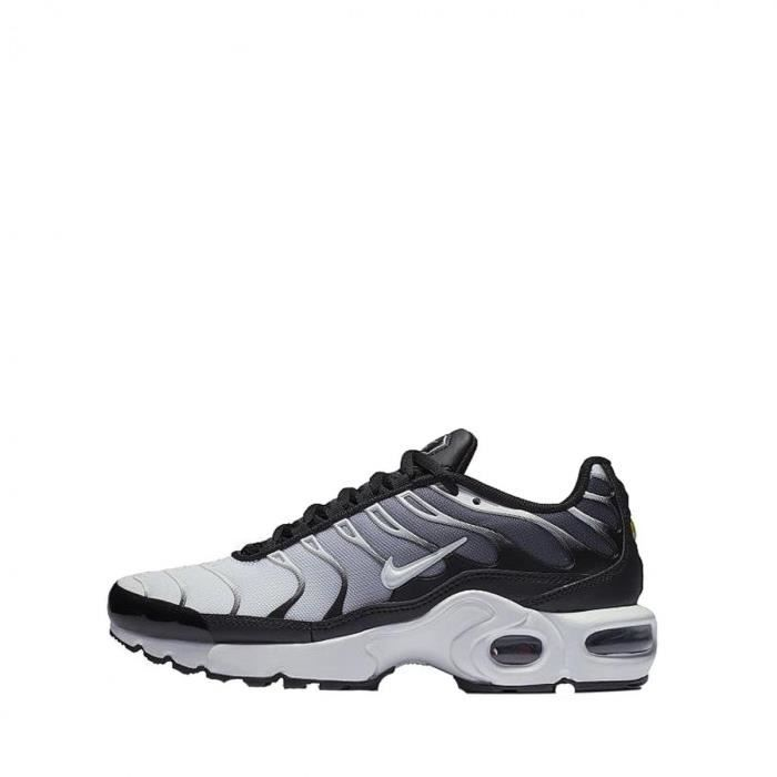 cheaper 47c84 d87ab BASKET NIKE Baskets Air Max Plus - Enfant - GrisNoir