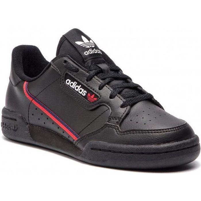 ADIDAS CONTINENTAL 80 F99786 Noir Noir - Cdiscount Chaussures