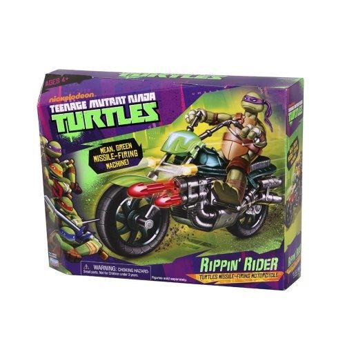 les tortues ninja v hicule rippin rider 11 cm achat. Black Bedroom Furniture Sets. Home Design Ideas