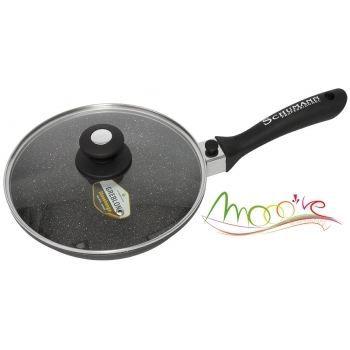 Grill Viande en pierre 24 cm tous feux et four poele casserole schumann PRADEL W