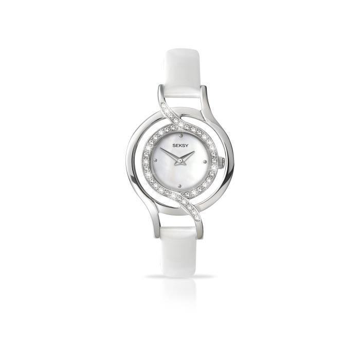 montre bracelet femme sekonda