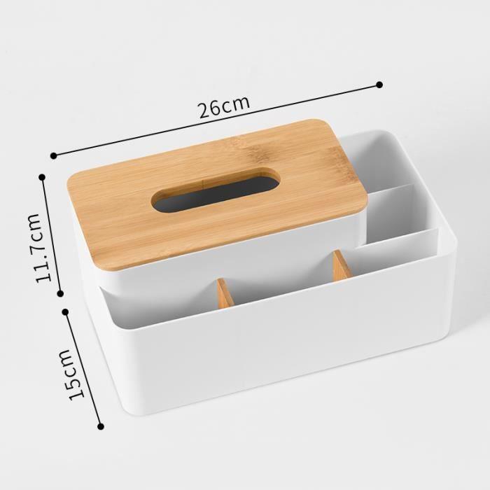 14.5*9cm gris Susue Sac de rangement multifonction pour voiture