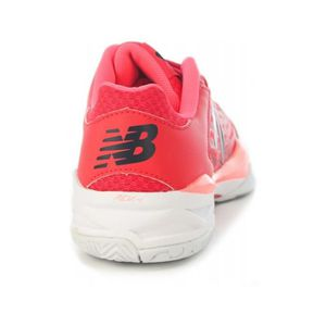 outlet store 68628 a14ed ... CHAUSSURES DE TENNIS Chaussures NEW BALANCE Femme WC896 RC Rouge   Rose  ...