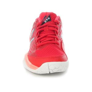 cheap for discount 4b82b c90c9 ... CHAUSSURES DE TENNIS Chaussures NEW BALANCE Femme WC896 RC Rouge    Rose. ‹›