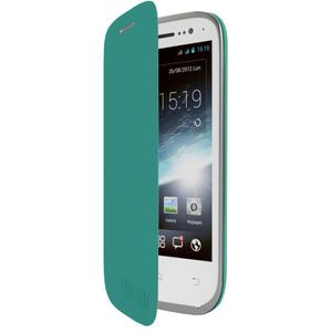 Wiko Folio back cover Slim 2 TURQUOISE